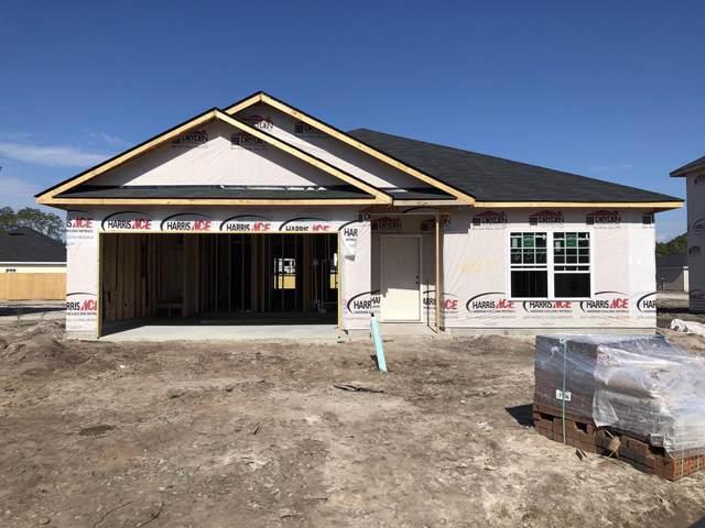 154 Alcott Circle, Hinesville, GA 31313 (MLS #133124) :: Coldwell Banker Holtzman, Realtors