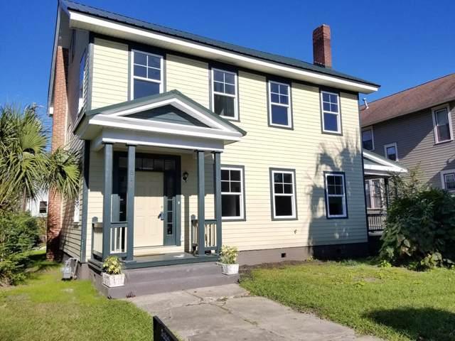 510 Maupas Avenue, Savannah, GA 31401 (MLS #133144) :: Coldwell Banker Holtzman, Realtors