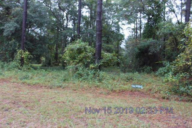 Lot 522 Coopers Point Drive, Townsend, GA 31331 (MLS #133156) :: Coldwell Banker Holtzman, Realtors