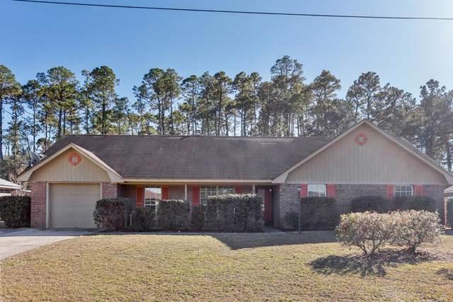 927 Highland Drive, Hinesville, GA 31313 (MLS #133184) :: Coldwell Banker Holtzman, Realtors