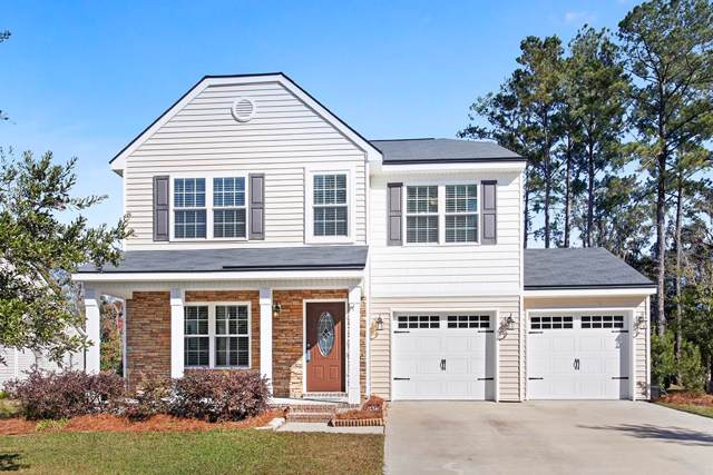 204 Mosswood Drive, Savannah, GA 31405 (MLS #133185) :: Coldwell Banker Holtzman, Realtors
