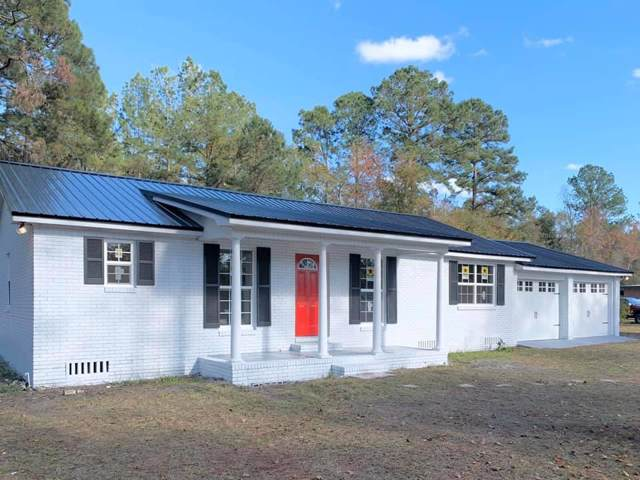 552 North Mcdonald Street, Ludowici, GA 31316 (MLS #133198) :: RE/MAX All American Realty