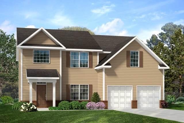 157 Huntington Drive Ne, Ludowici, GA 31316 (MLS #133223) :: Coldwell Banker Holtzman, Realtors