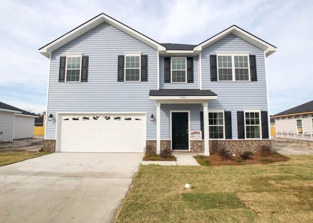 144 Alcott Circle, Hinesville, GA 31313 (MLS #133226) :: Coldwell Banker Holtzman, Realtors