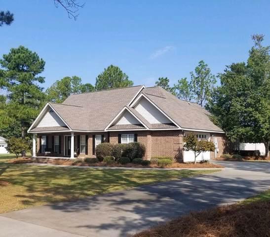 103 Clearwater Drive, Jesup, GA 31546 (MLS #133233) :: Coldwell Banker Holtzman, Realtors