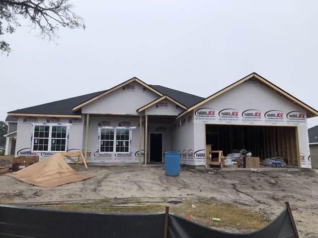 436 Meloney Drive, Hinesville, GA 31313 (MLS #133266) :: Coldwell Banker Holtzman, Realtors