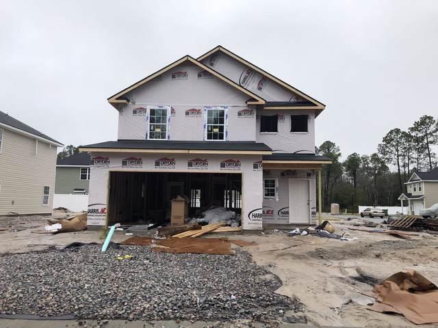 1248 Cypress Fall Circle, Hinesville, GA 31313 (MLS #133307) :: Coastal Homes of Georgia, LLC