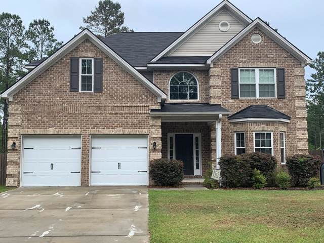 968 Oak Crest Drive, Hinesville, GA 31313 (MLS #133320) :: Coastal Homes of Georgia, LLC