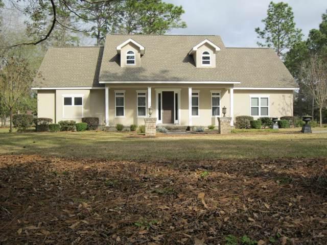 12 S Bogey Drive, Jesup, GA 31546 (MLS #133327) :: Coldwell Banker Southern Coast