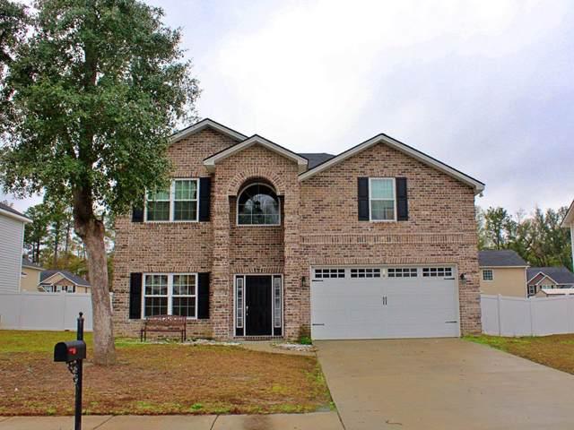 910 Jena Court, Hinesville, GA 31313 (MLS #133332) :: Coldwell Banker Holtzman, Realtors