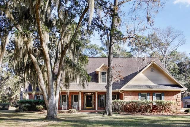 853 Old Field Road, Hinesville, GA 31313 (MLS #133383) :: Coldwell Banker Holtzman, Realtors