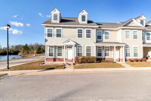 416 Conley Drive, Hinesville, GA 31313 (MLS #133389) :: Coldwell Banker Holtzman, Realtors