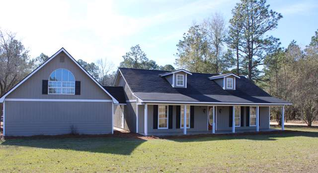 201 Willow Drive, Glennville, GA 30427 (MLS #133410) :: RE/MAX All American Realty