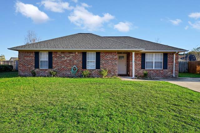 1025 Barley Drive, Hinesville, GA 31313 (MLS #133456) :: RE/MAX All American Realty