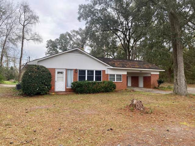 4365 Highway 341, Jesup, GA 31546 (MLS #133466) :: Coldwell Banker Holtzman, Realtors