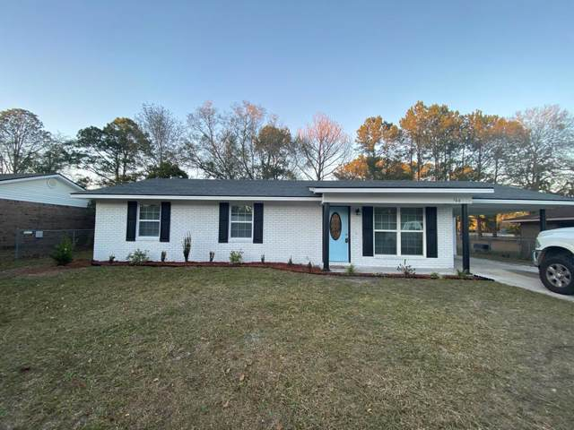 164 Sequoia Circle, Hinesville, GA 31313 (MLS #133480) :: RE/MAX All American Realty