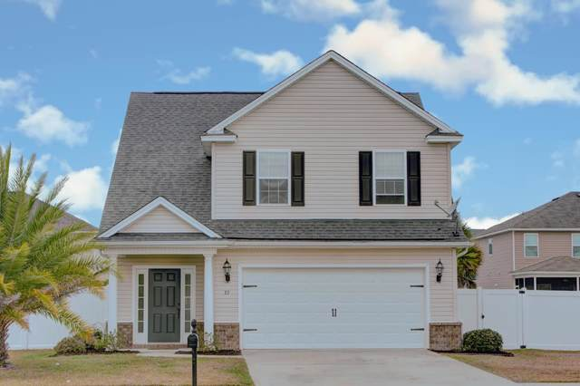 37 Scarlett Lane, Richmond Hill, GA 31324 (MLS #133483) :: Level Ten Real Estate Group