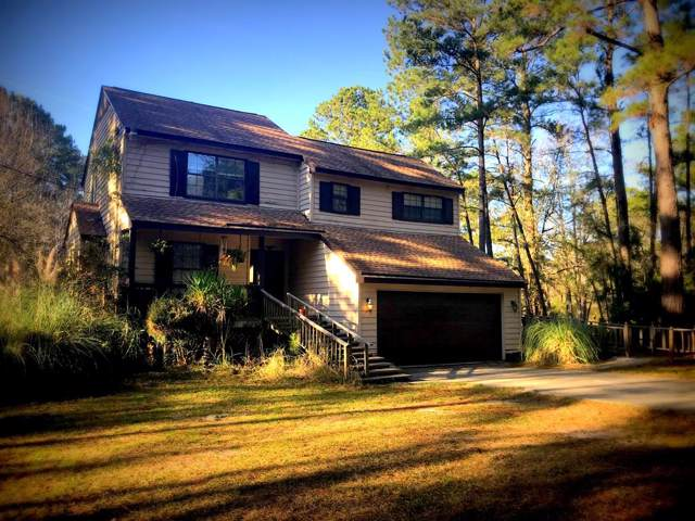 147 E Poncell Drive, Midway, GA 31320 (MLS #133495) :: Level Ten Real Estate Group
