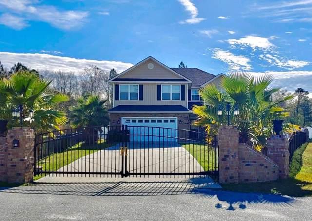 123 Thornbrush Court Ne, Ludowici, GA 31316 (MLS #133501) :: Level Ten Real Estate Group
