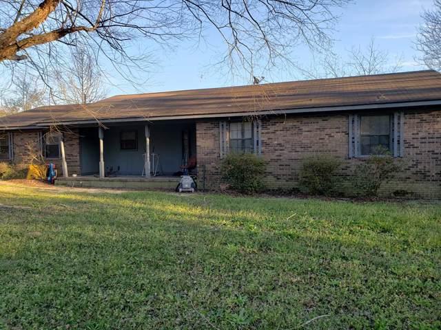 1553 Community Road, Glennville, GA 30427 (MLS #133510) :: Coldwell Banker Holtzman, Realtors