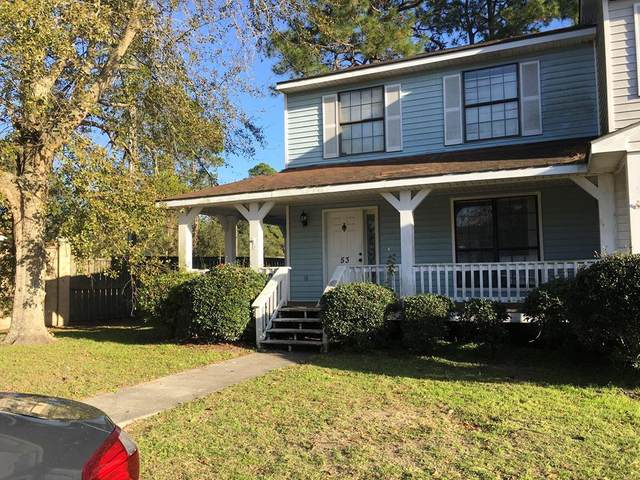 912 Pineland Avenue, Hinesville, GA 31313 (MLS #133513) :: Coldwell Banker Southern Coast