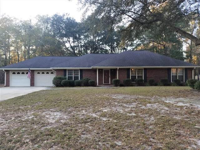 856 Old Field Road, Hinesville, GA 31313 (MLS #133533) :: Coldwell Banker Holtzman, Realtors