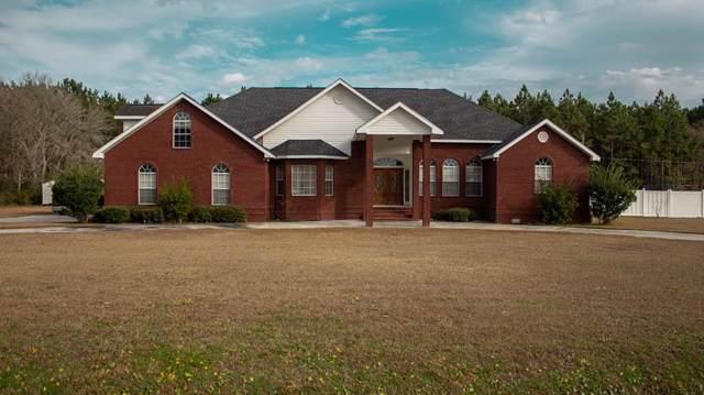 5624 Woodell Drive, Waycross, GA 31503 (MLS #133549) :: Coldwell Banker Holtzman, Realtors