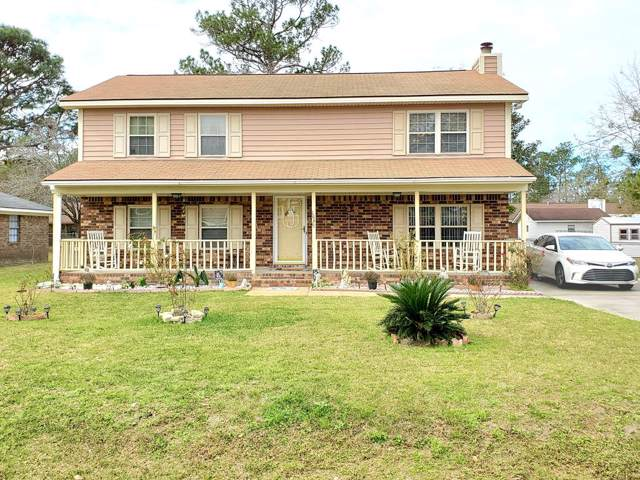 1040 Bacon Road, Hinesville, GA 31313 (MLS #133550) :: Coldwell Banker Holtzman, Realtors