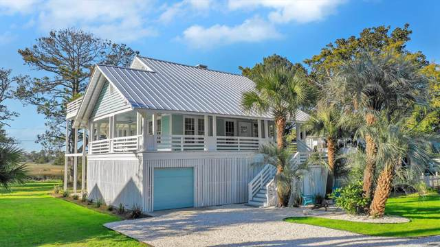 1103 Jones Avenue, Tybee Island, GA 31328 (MLS #133556) :: Coldwell Banker Southern Coast