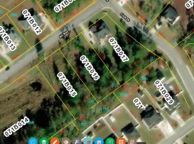 Lot 3 Ali Avenue, Hinesville, GA 31313 (MLS #133761) :: Coldwell Banker Southern Coast