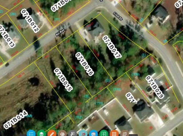 Lot 2 Ali Avenue, Hinesville, GA 31313 (MLS #133763) :: Coldwell Banker Southern Coast