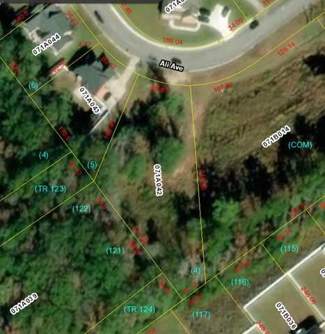 Lot 4 Ali Avenue, Hinesville, GA 31313 (MLS #133764) :: Coldwell Banker Southern Coast