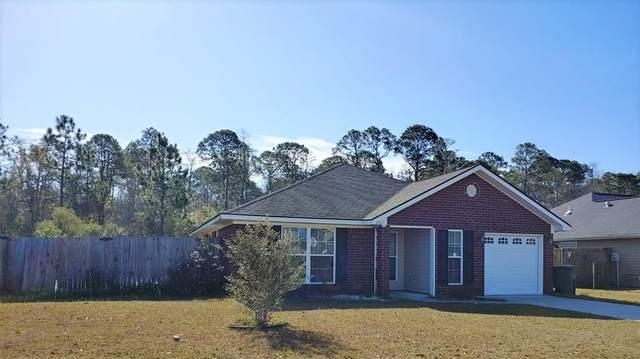 205 Augusta Way, Hinesville, GA 31313 (MLS #134025) :: Coldwell Banker Southern Coast