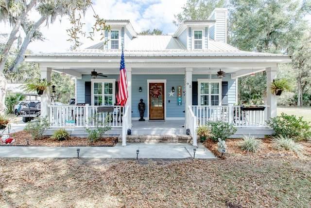 95 Goodman Drive, Midway, GA 31320 (MLS #134080) :: Coldwell Banker Southern Coast