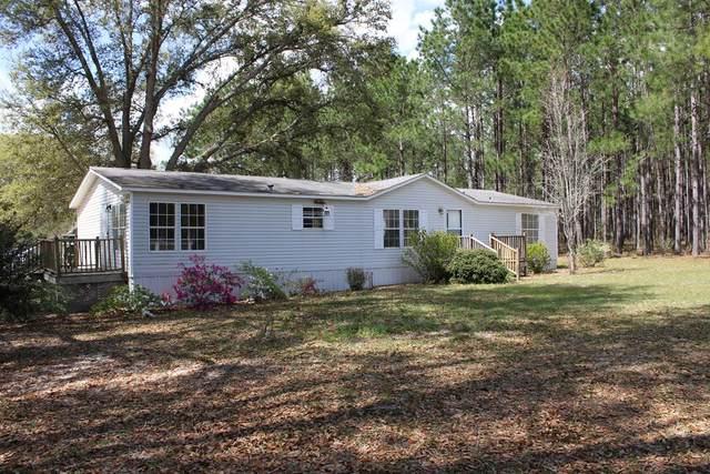 412 Blue Bird Lane, Glennville, GA 30427 (MLS #134112) :: Coldwell Banker Southern Coast