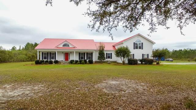 2140 Grantham Road, Jesup, GA 31546 (MLS #134119) :: Coldwell Banker Southern Coast