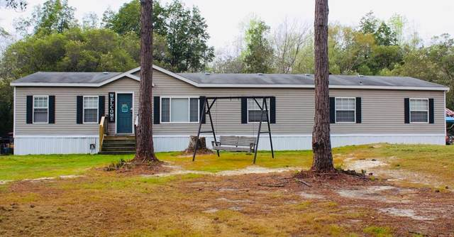 361 James Knight Road, Jesup, GA 31545 (MLS #134122) :: Coldwell Banker Southern Coast