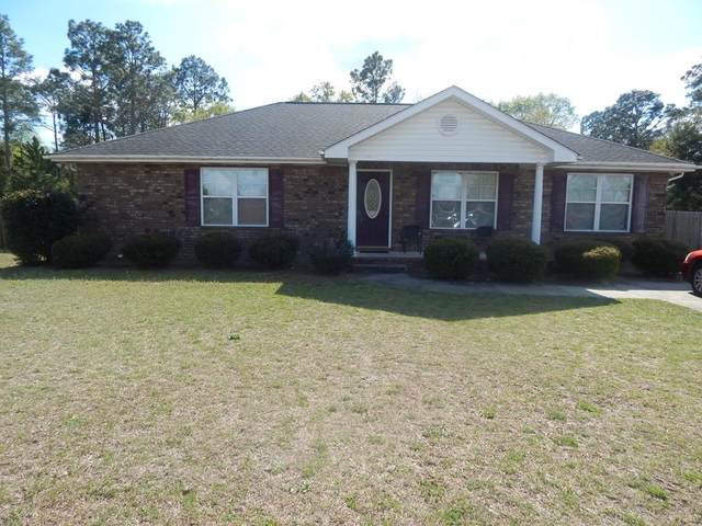 119 Winchester Way, Ludowici, GA 31316 (MLS #134141) :: Coldwell Banker Southern Coast