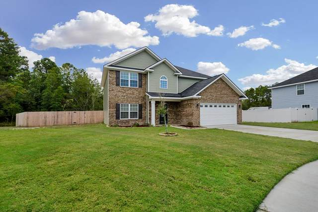 732 Waterlily Court, Hinesville, GA 31313 (MLS #134143) :: Coldwell Banker Southern Coast