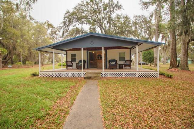 267 Oyster Point Drive, Midway, GA 31320 (MLS #134176) :: Coldwell Banker Southern Coast