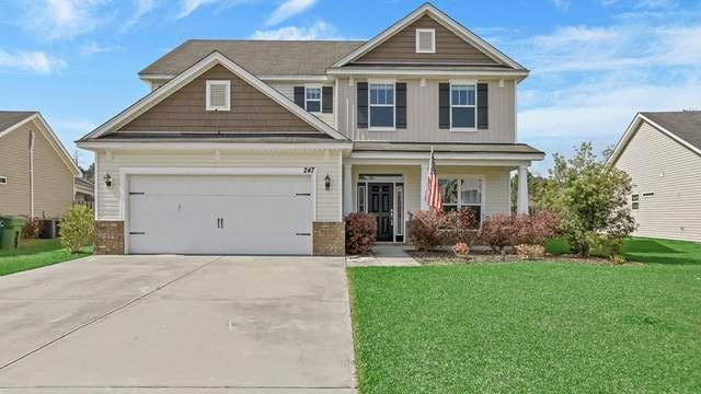 247 Harmony Boulevard, Pooler, GA 31322 (MLS #134219) :: Level Ten Real Estate Group