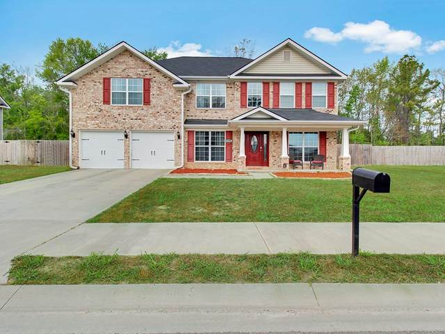 180 Powers Drive, Midway, GA 31320 (MLS #134223) :: Level Ten Real Estate Group