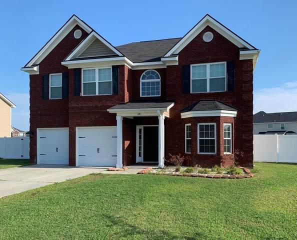 641 Red Oak Lane, Hinesville, GA 31313 (MLS #134235) :: RE/MAX Eagle Creek Realty