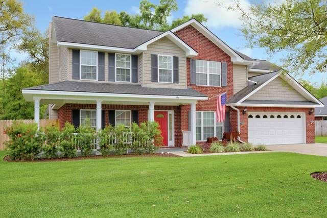 114 Medway Drive, Midway, GA 31320 (MLS #134240) :: Level Ten Real Estate Group
