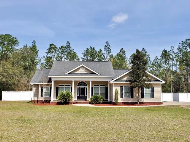 367 Melody Drive, Jesup, GA 31545 (MLS #134246) :: Coldwell Banker Southern Coast