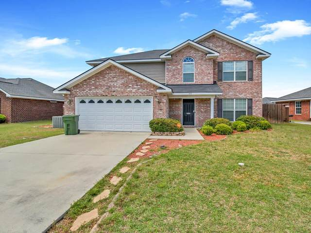 210 Augusta Way, Hinesville, GA 31313 (MLS #134247) :: Coldwell Banker Southern Coast