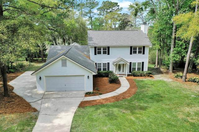 411 Tivoli Marsh Road, Richmond Hill, GA 31324 (MLS #134248) :: Coldwell Banker Southern Coast