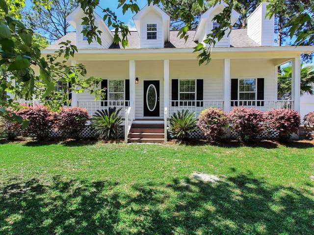 25 Amanda Drive, Jesup, GA 31545 (MLS #134249) :: Coldwell Banker Southern Coast