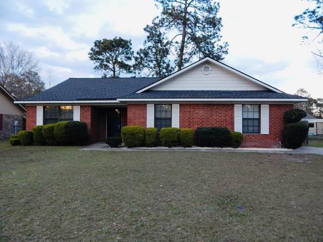 615 Trevor Street, Hinesville, GA 31313 (MLS #134250) :: Coldwell Banker Southern Coast