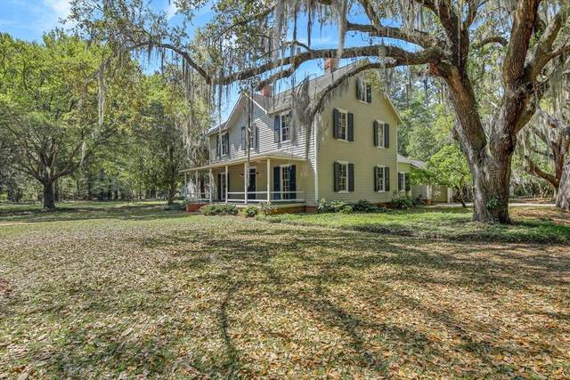 189 Arnall Drive, Walthourville, GA 31301 (MLS #134252) :: Coldwell Banker Southern Coast